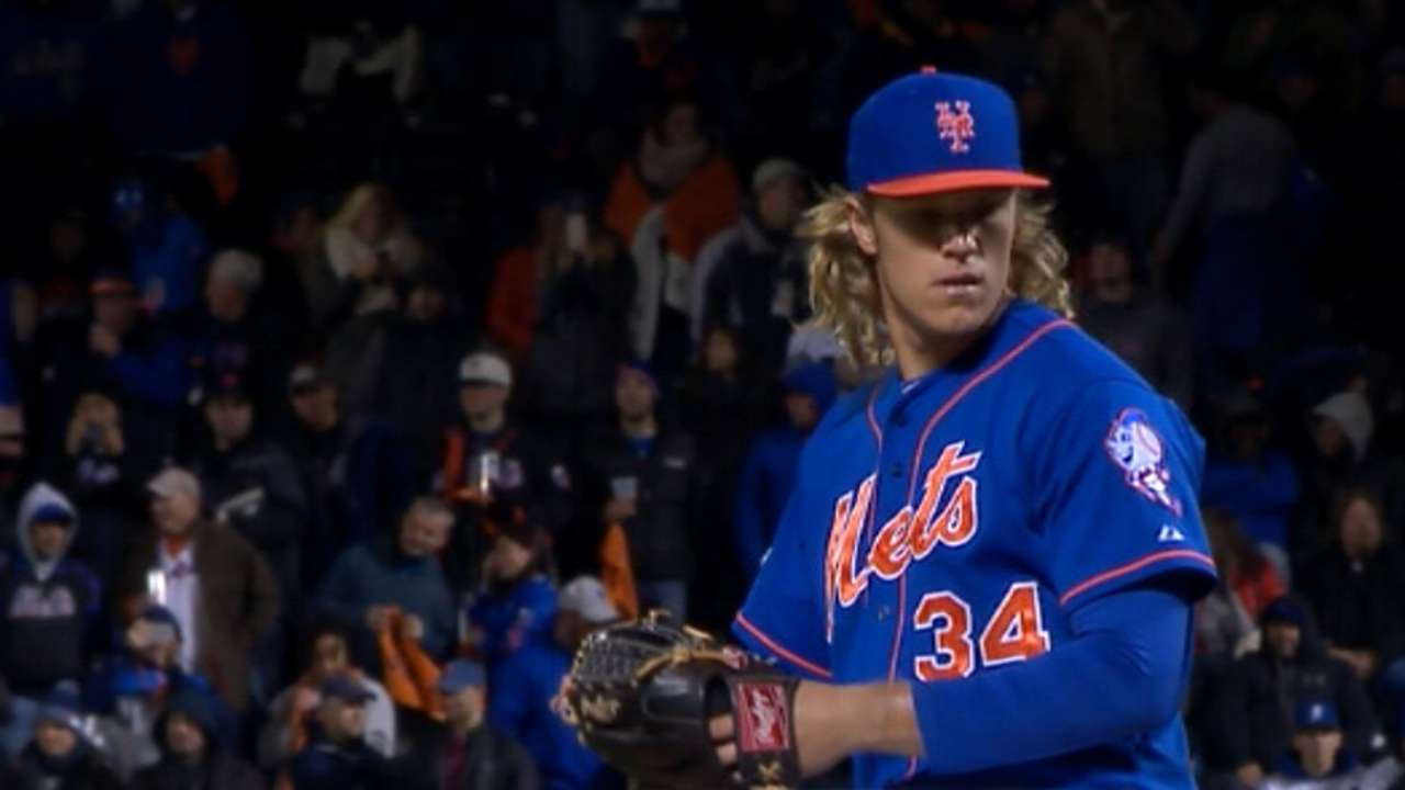 Resilient Mets are down, but far from out