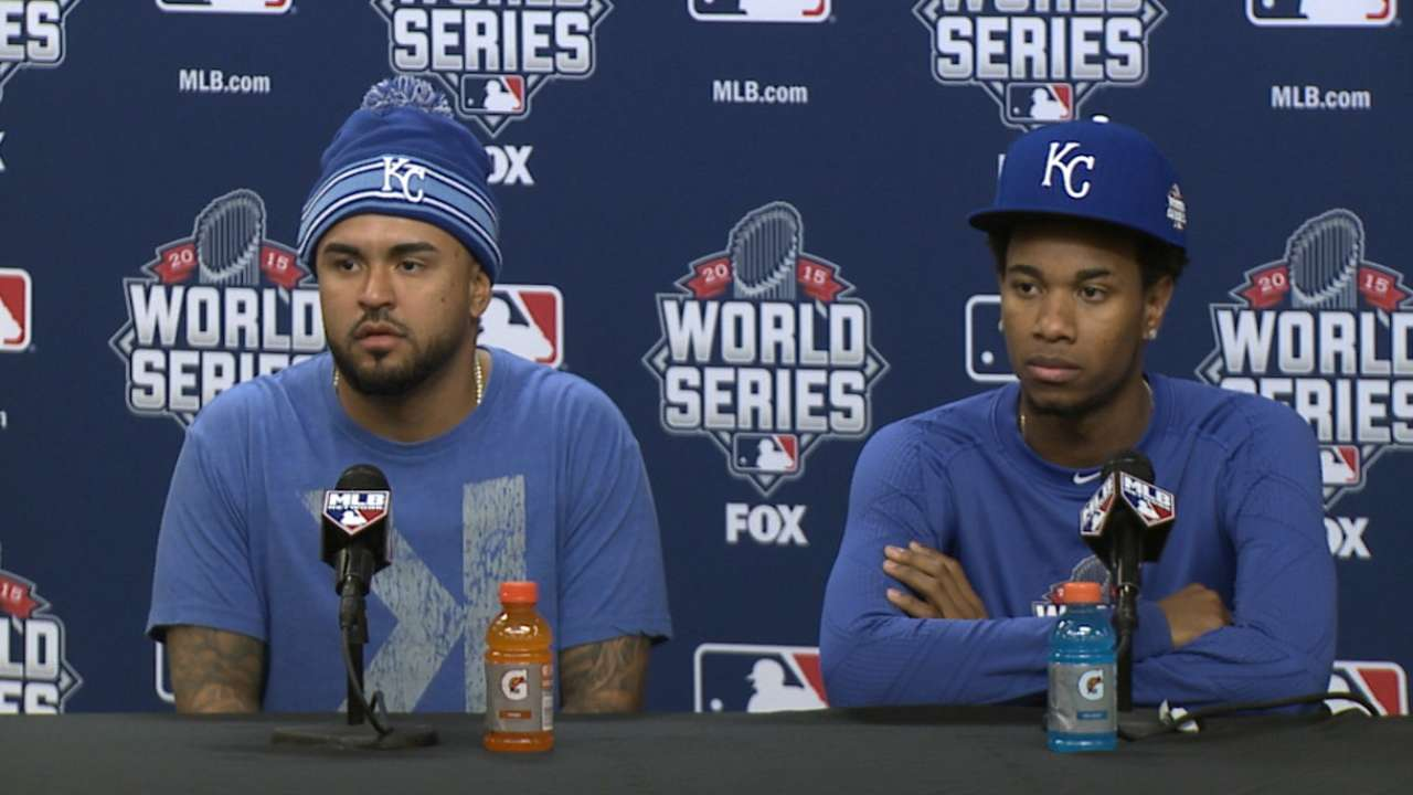 Emotional Ventura all business for Game 3