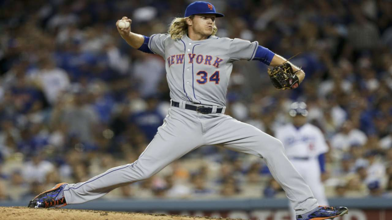 Collins talks about Syndergaard
