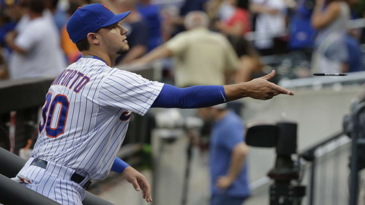 Collins leaning toward Lagares over Conforto