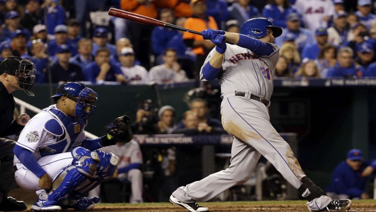 Collins: Mets need to set table for hot Duda