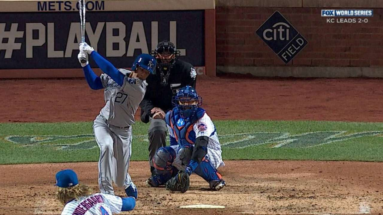 Mondesi 1st to make MLB debut in World Series