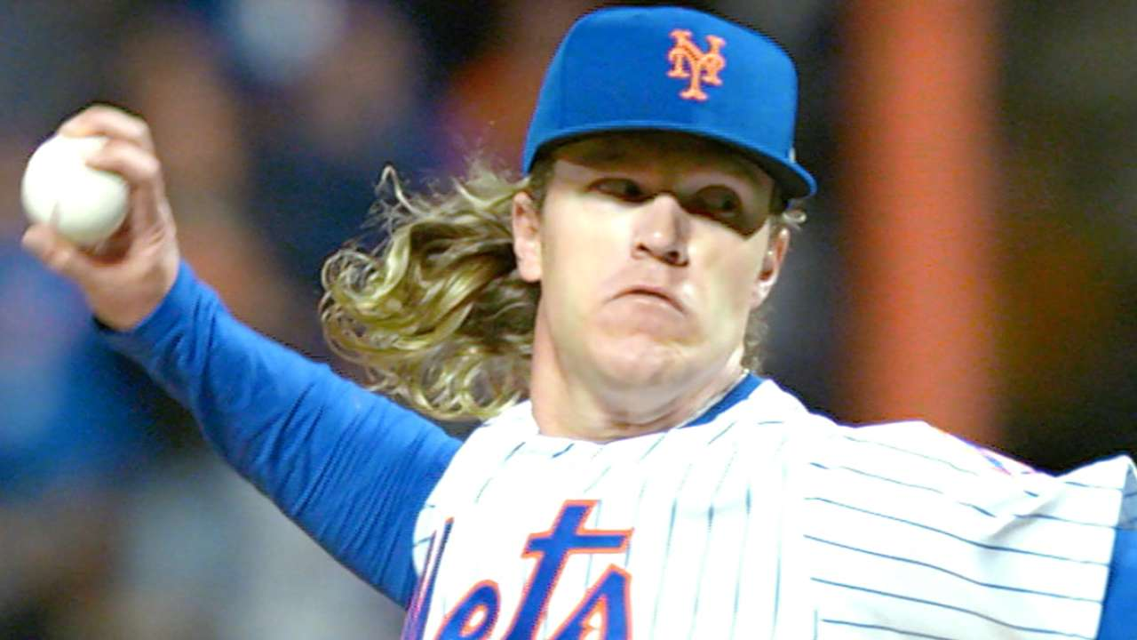 Syndergaard earns the win