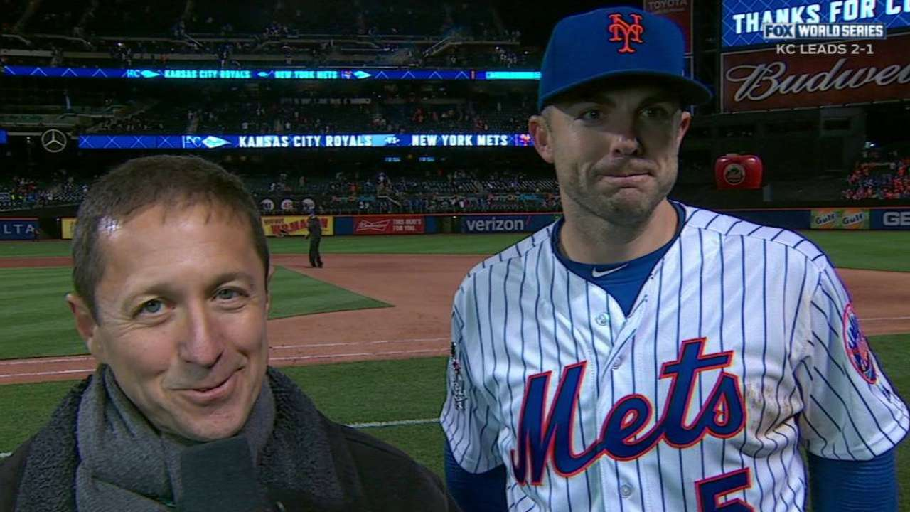 Wright on his four-RBI game, win