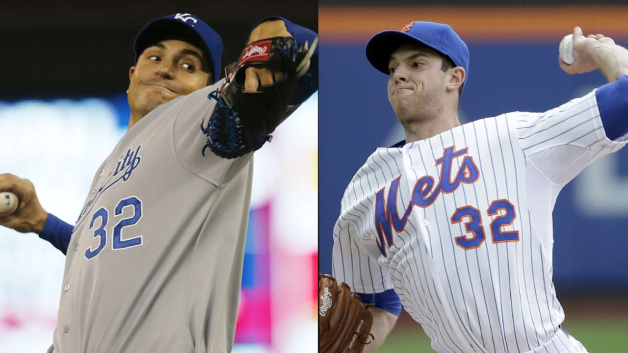 Young, Matz meet in Game 4