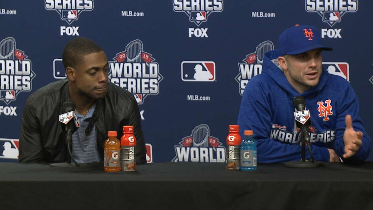 Wright, Granderson on resilience
