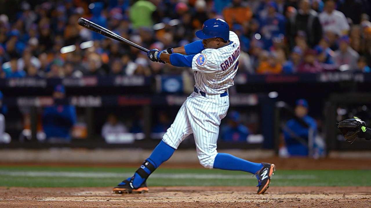 Grandy-land: NY veteran fuels Mets' win