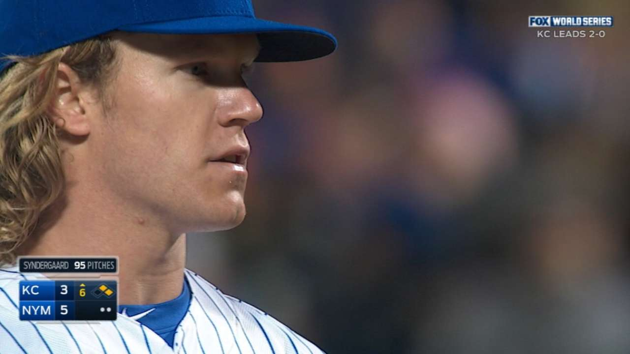 Syndergaard rises to occasion