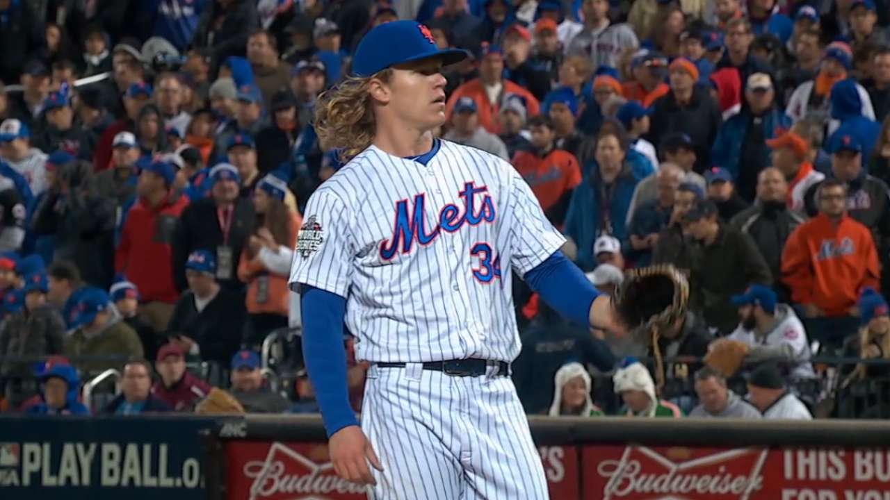 Mets hope to pull aces out of sleeves