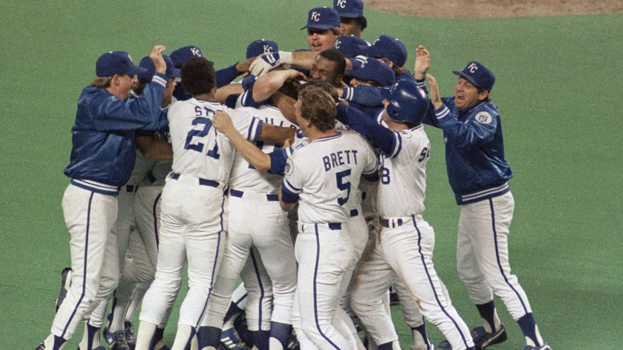 Yost on title drought in KC