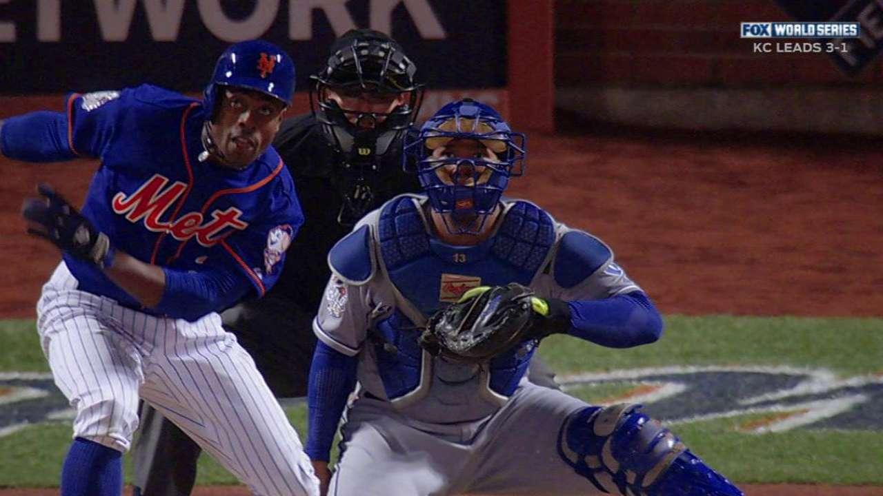 Curtis Granderson iguala marca de jonrones de los Mets en S.M.