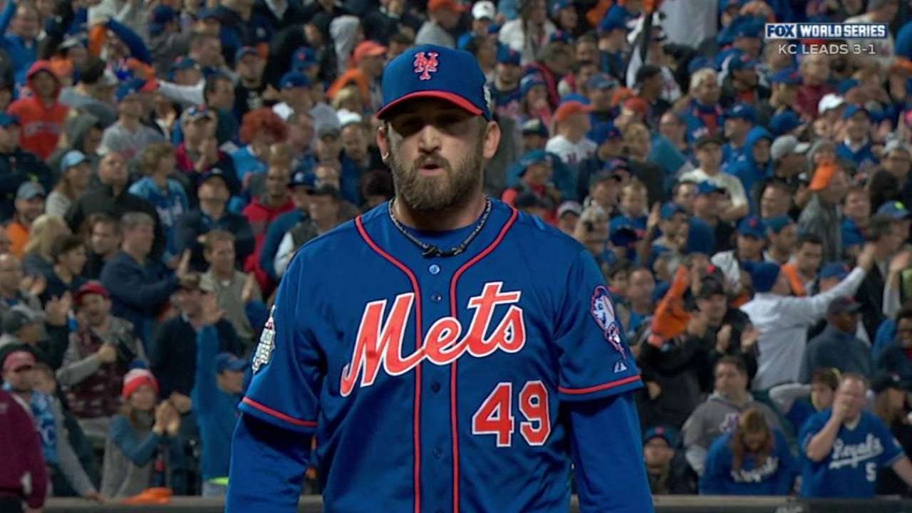 Niese works out of the 11th