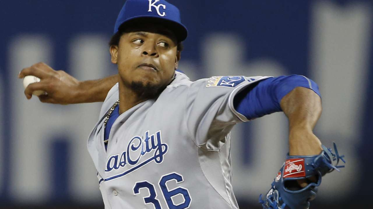 Yost on Volquez's great outing