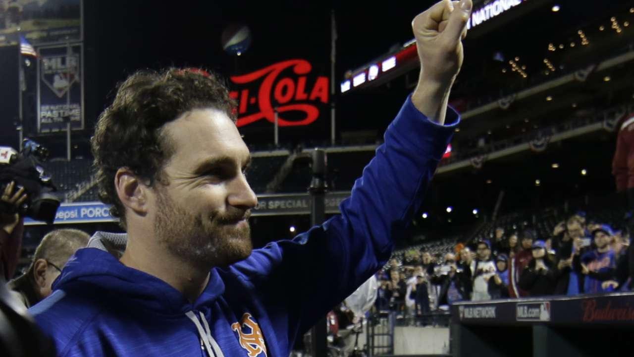 Collins recaps the Mets season
