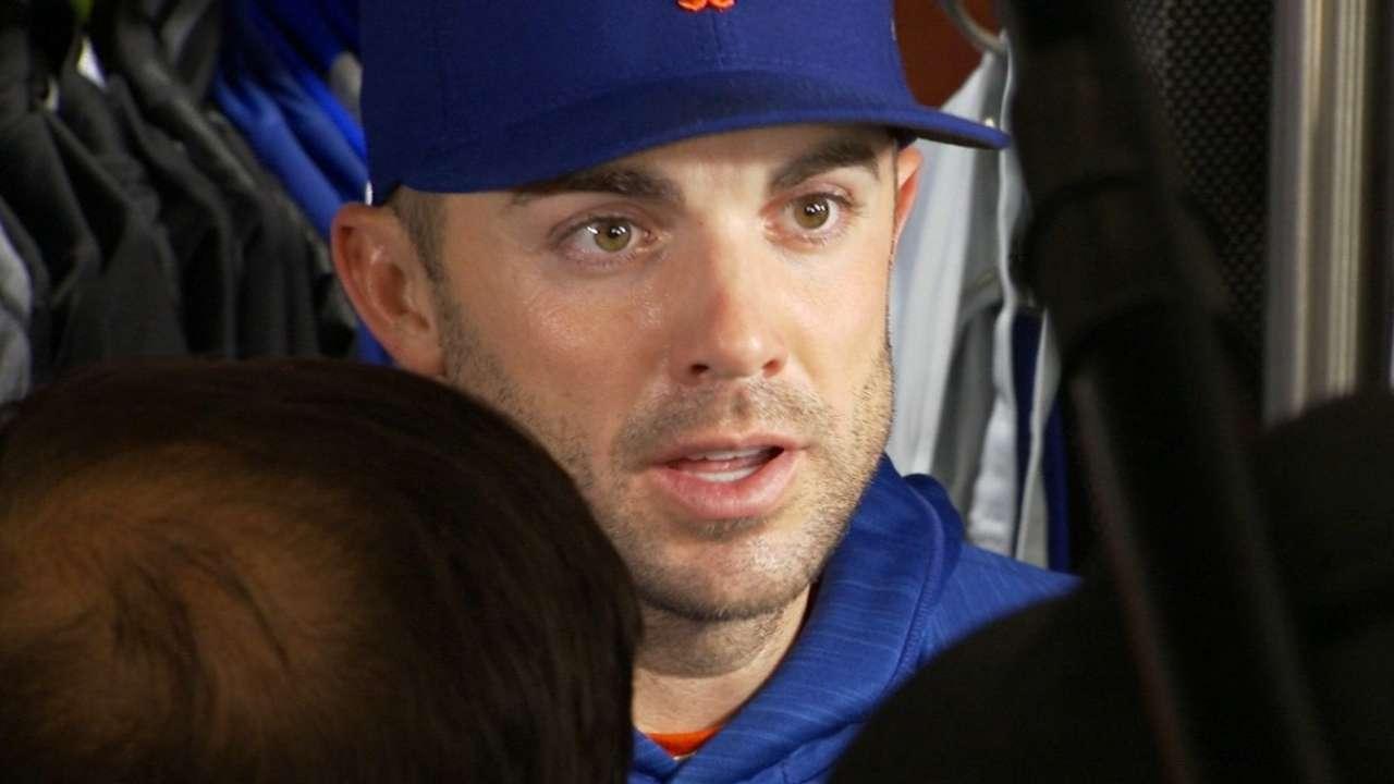 Wright talks Mets' WS loss