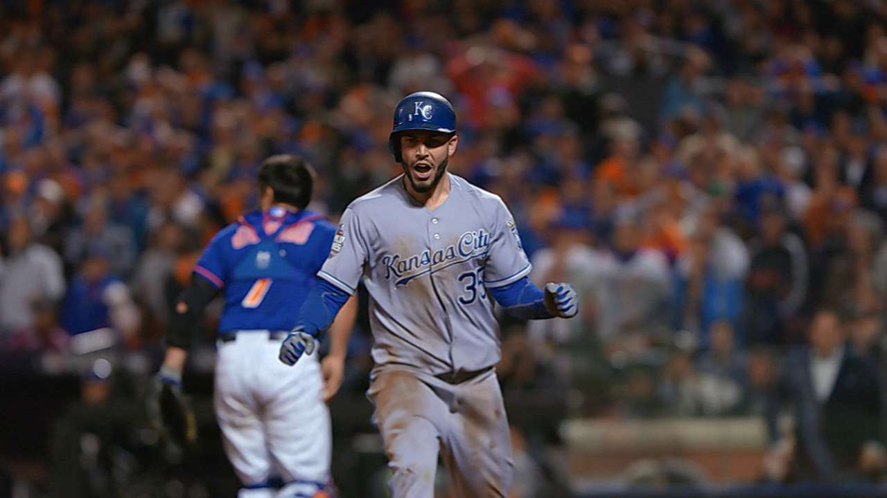 Relentless Royals win WS title
