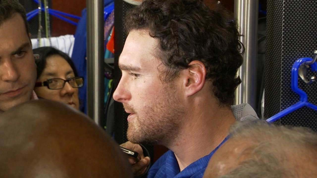 Murphy mulling Mets' qualifying offer
