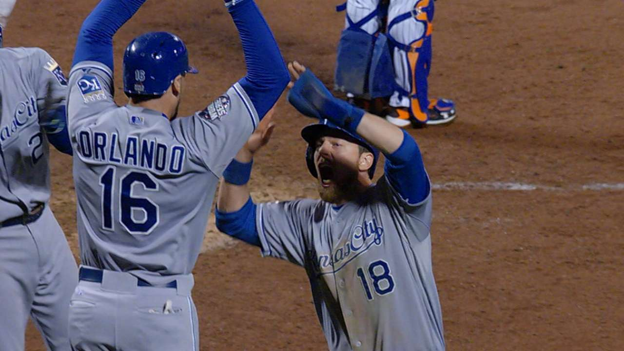 Must C: Royals rally in 12th
