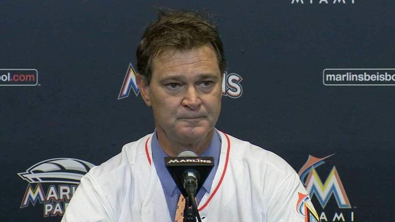 Mattingly's style well-suited for Miami