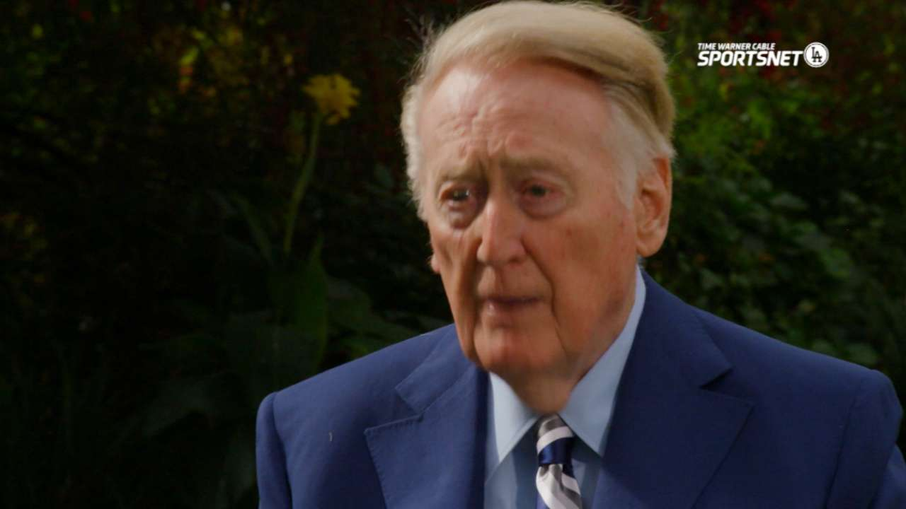 Scully to receive Lifetime Achievement Award in LA