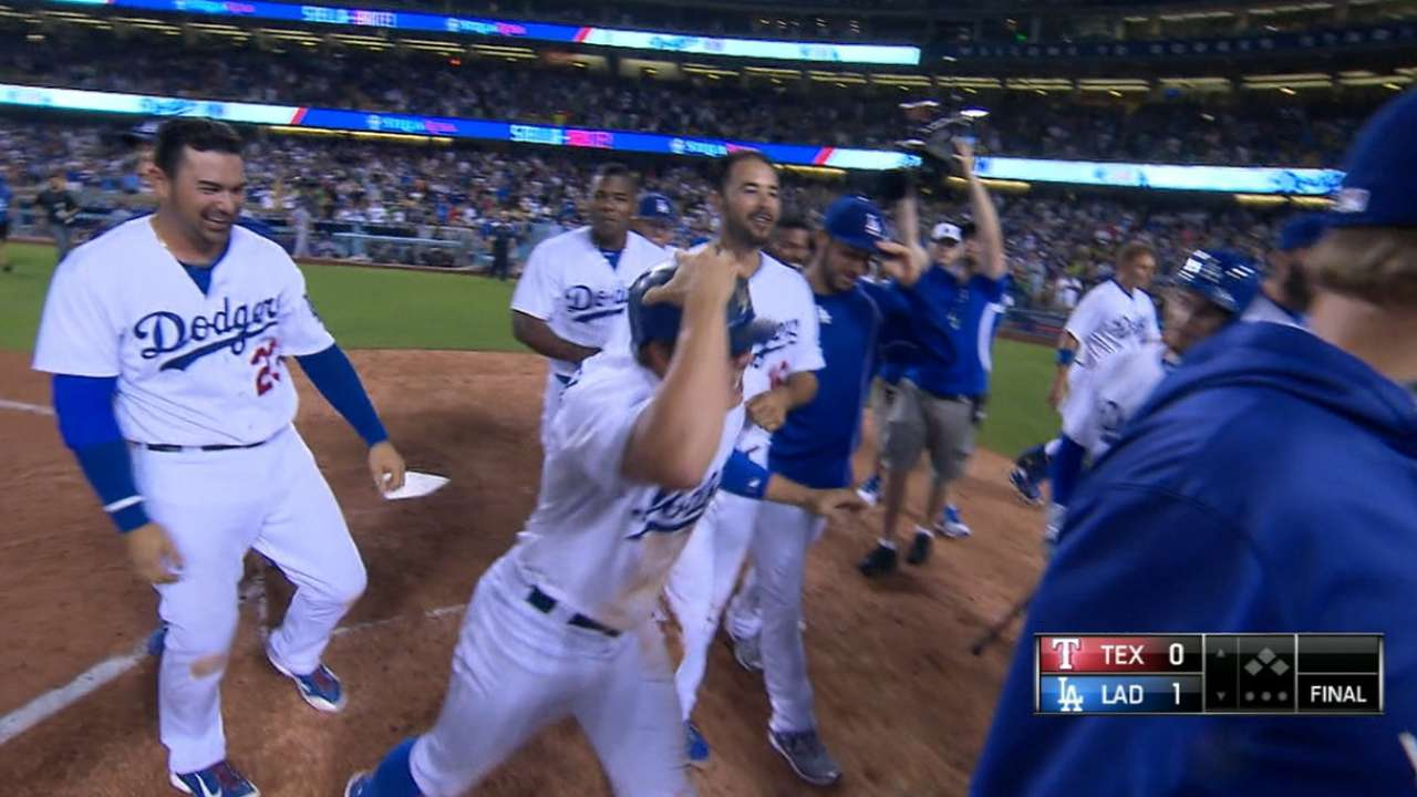 Best Call, TV: Vin Scully