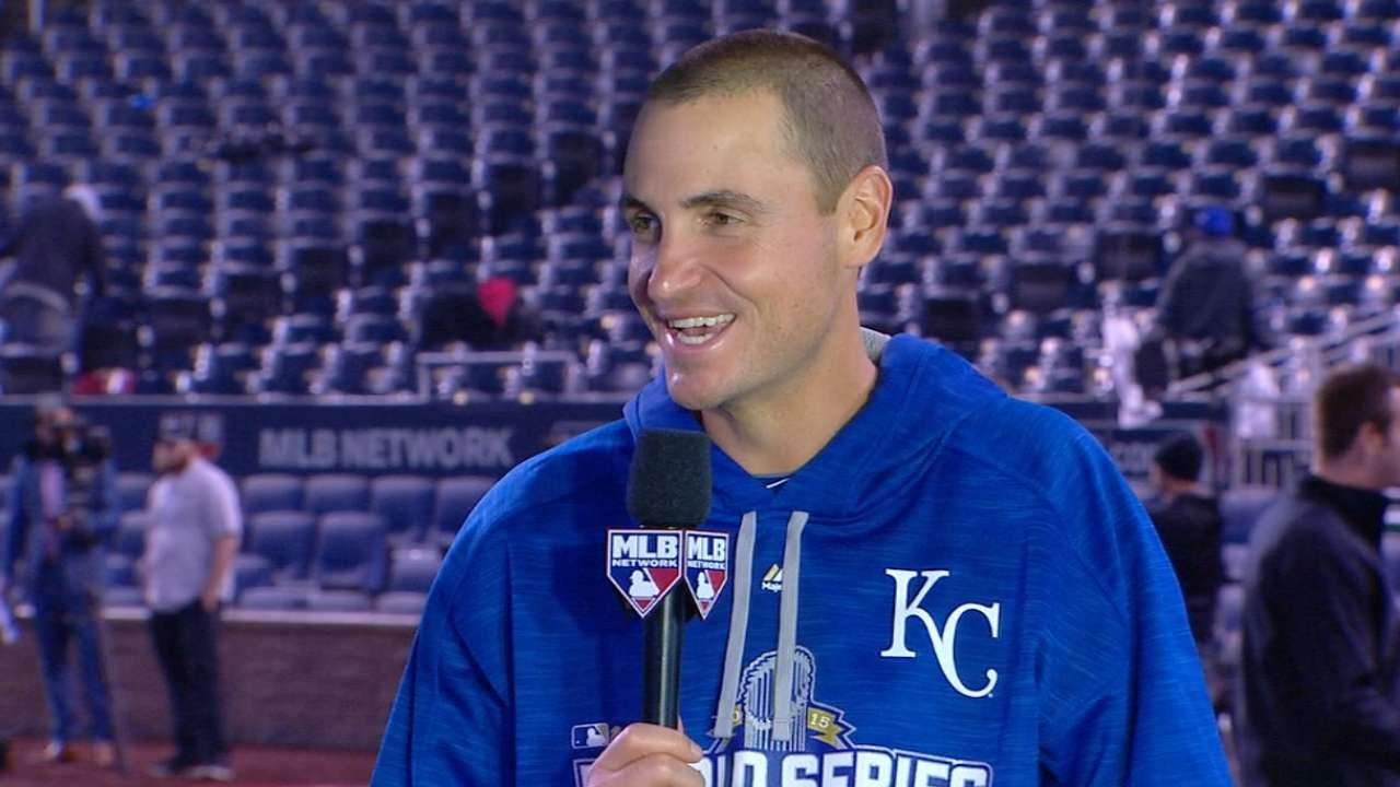 Best MLB Interview: Chris Young