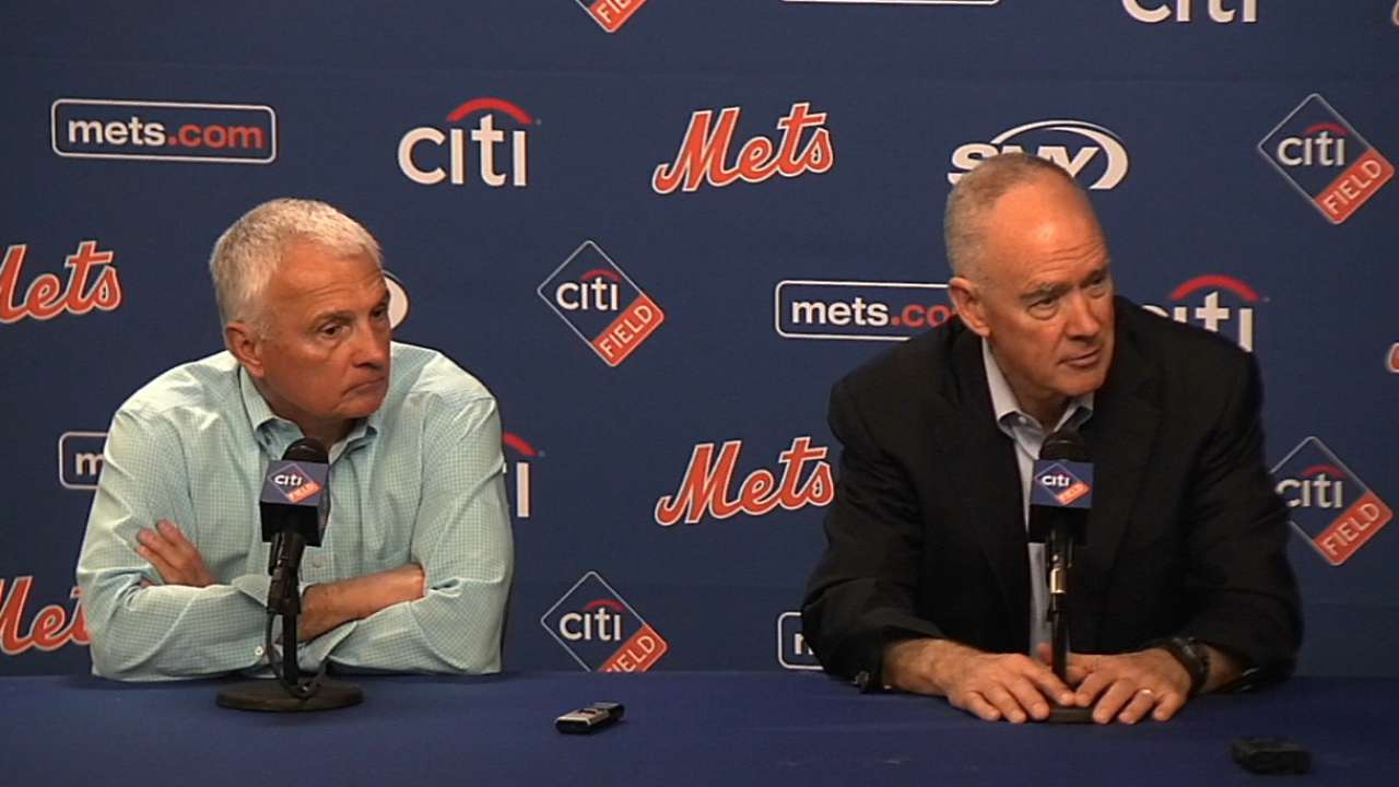 Mets will have a bump in payroll in 2016