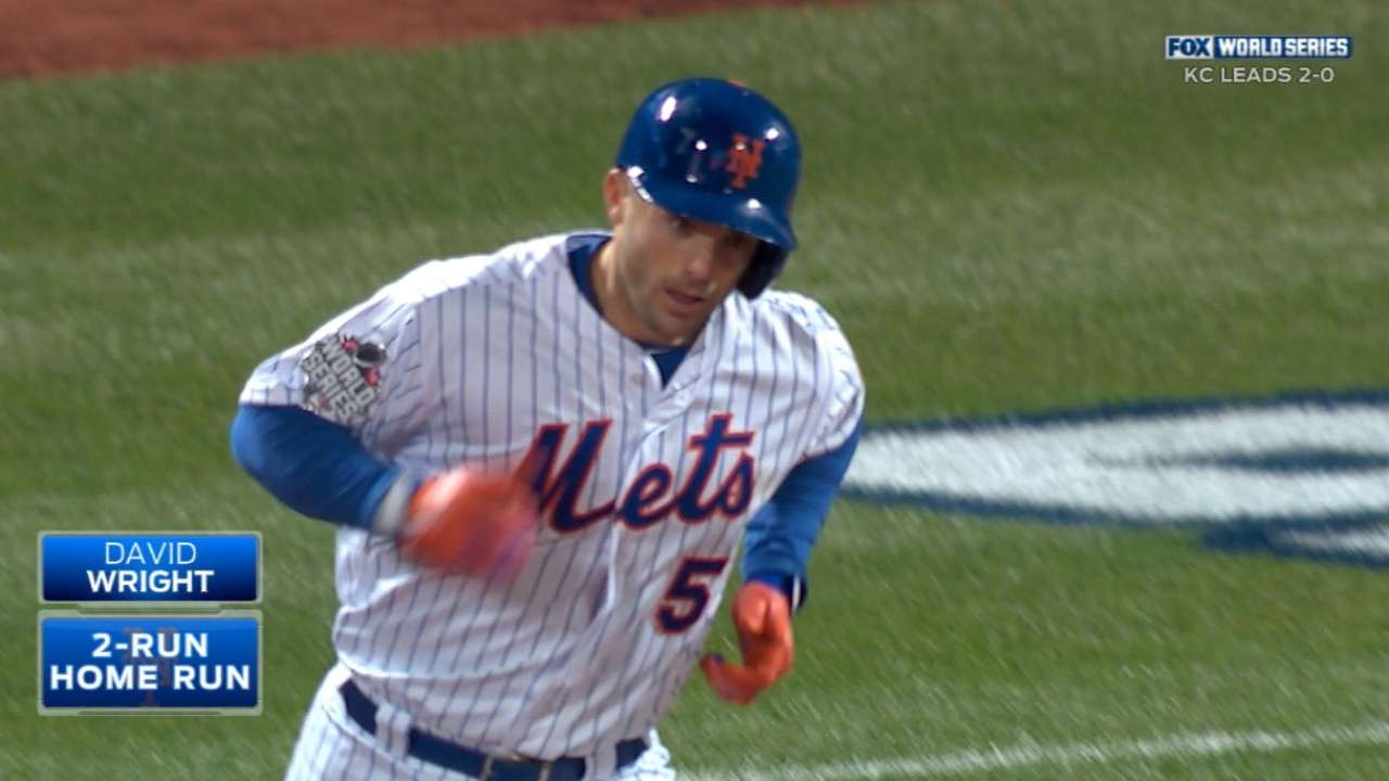Wright drives in four in win