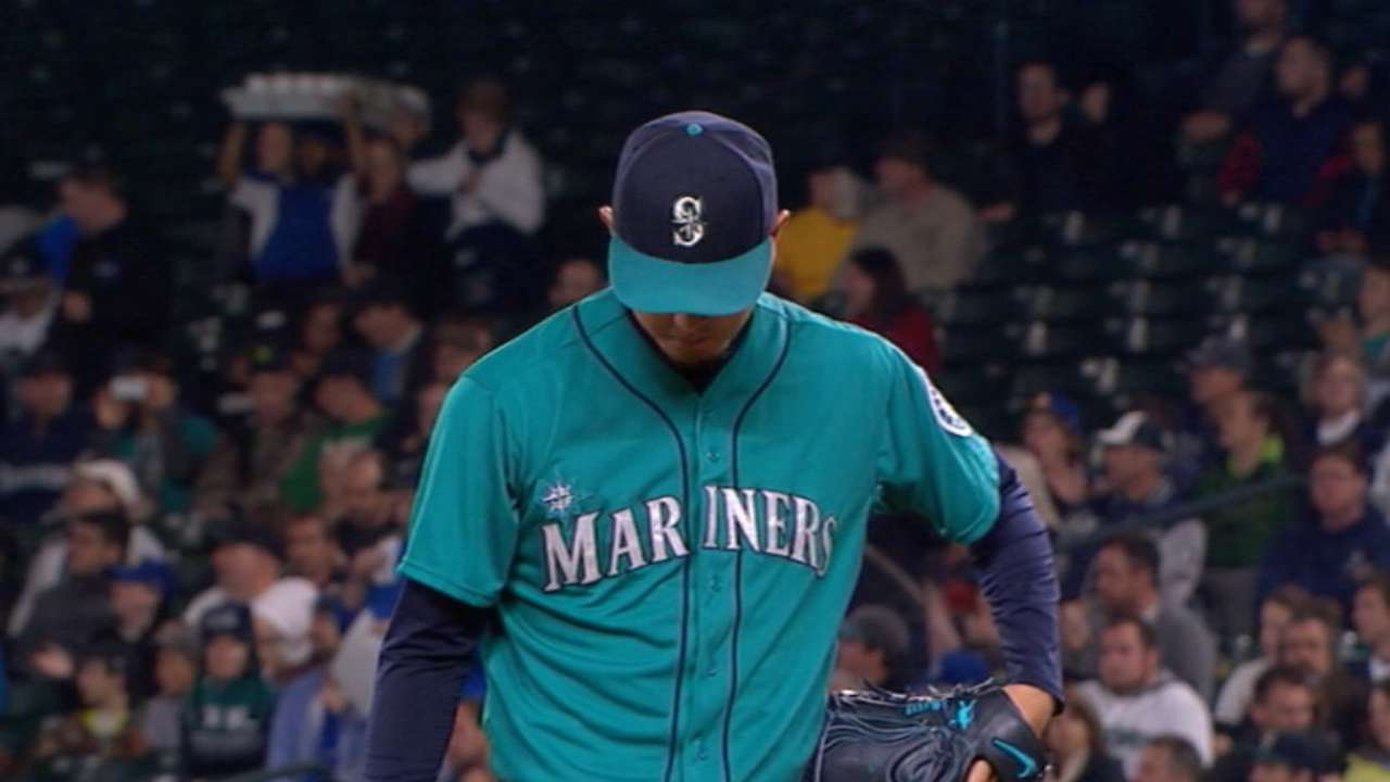 Justice on Mariners' offseason