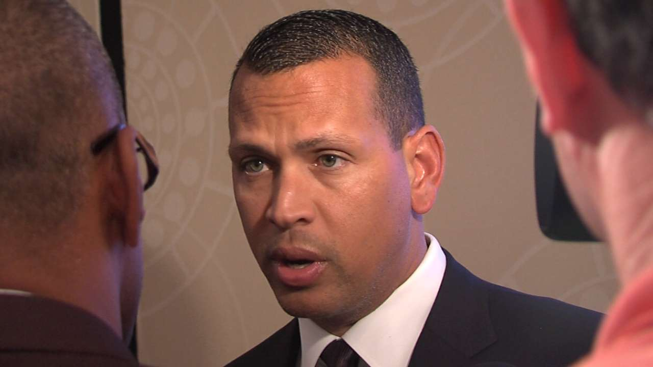 Yanks plan to use A-Rod strictly as DH in '16