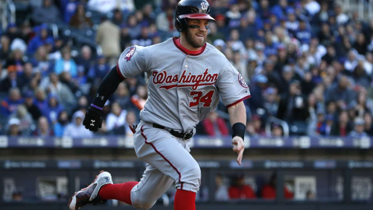 Baker ready, excited to guide Harper-led Nats