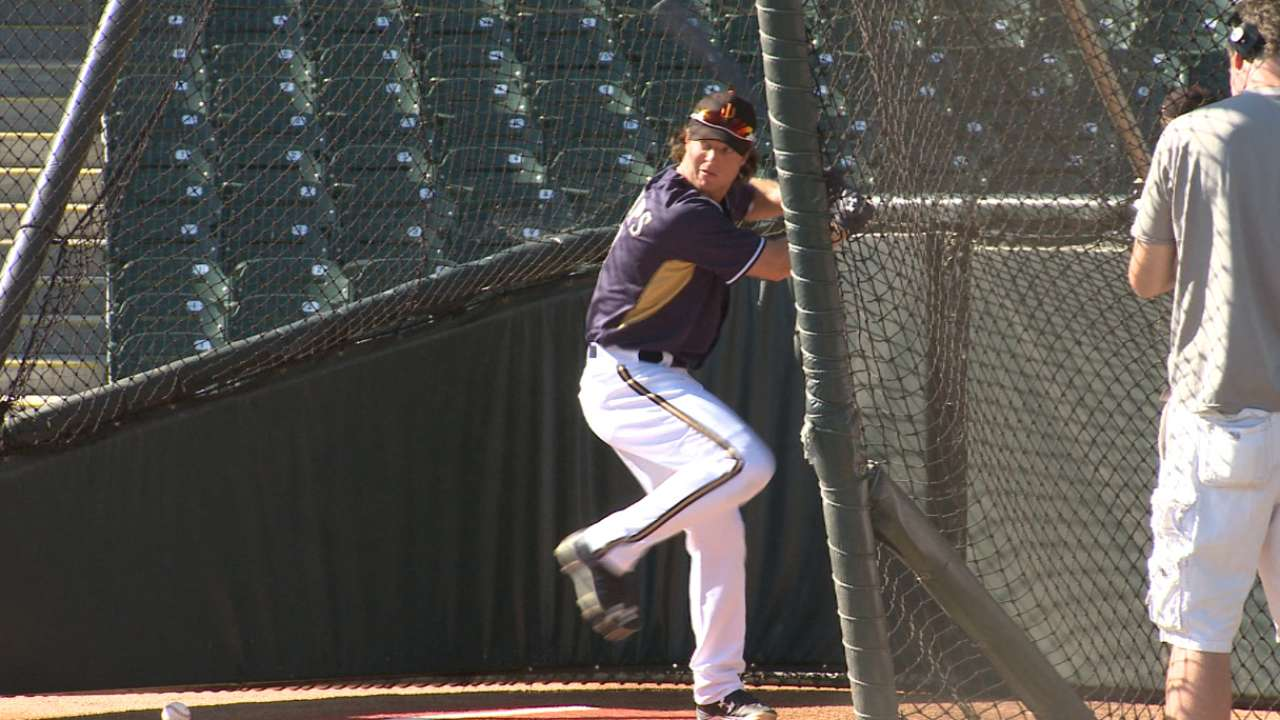 Brewers in AFL: Phillips keeps up hot hitting in Surprise