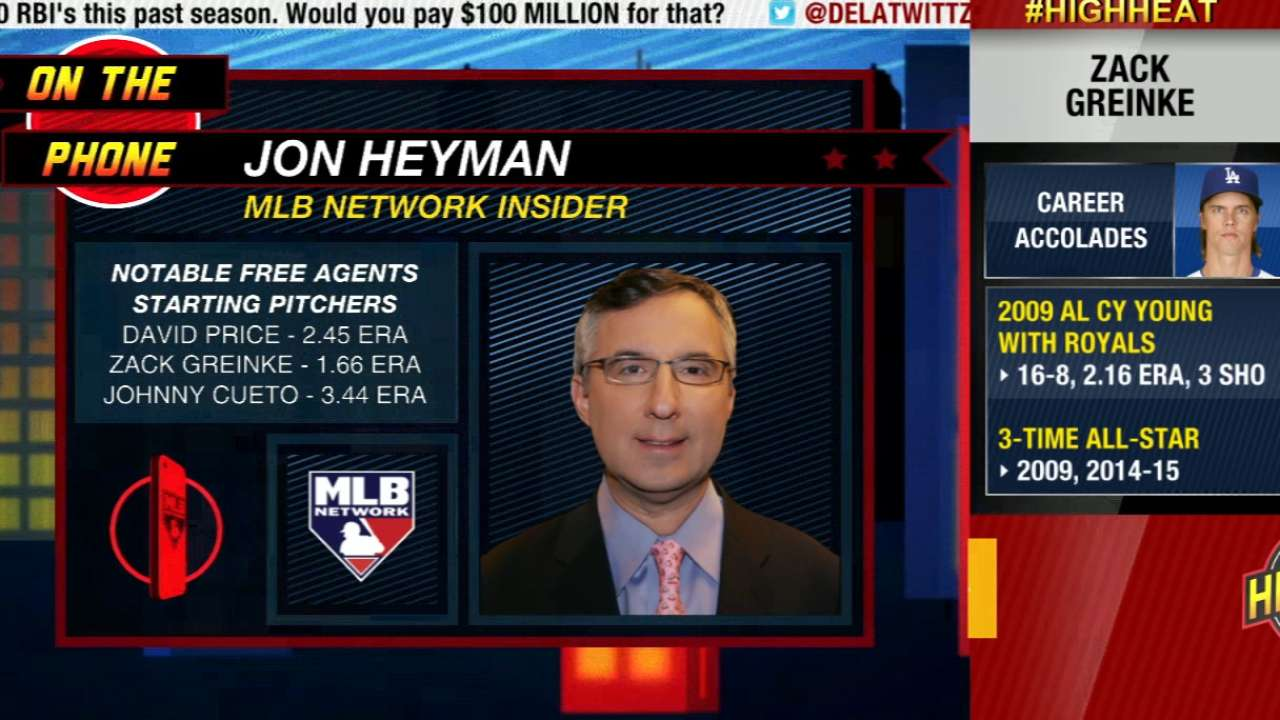 Jon Heyman on top free agents