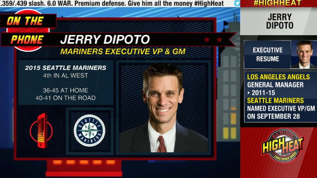GM Dipoto on Mariners-Rays deal