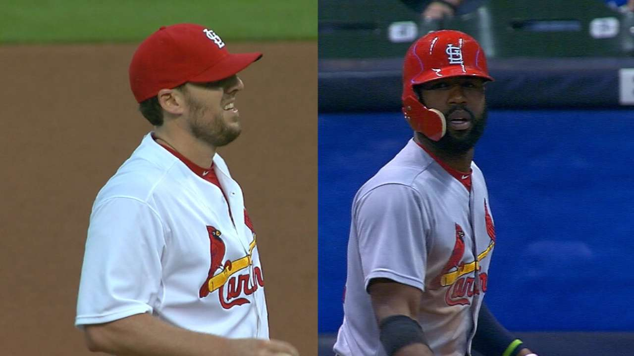 Heyward, Lackey receive offers