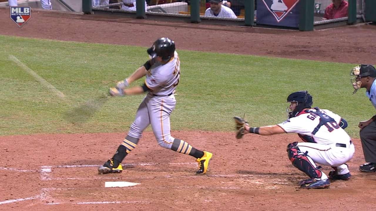 Meadows' two-run homer