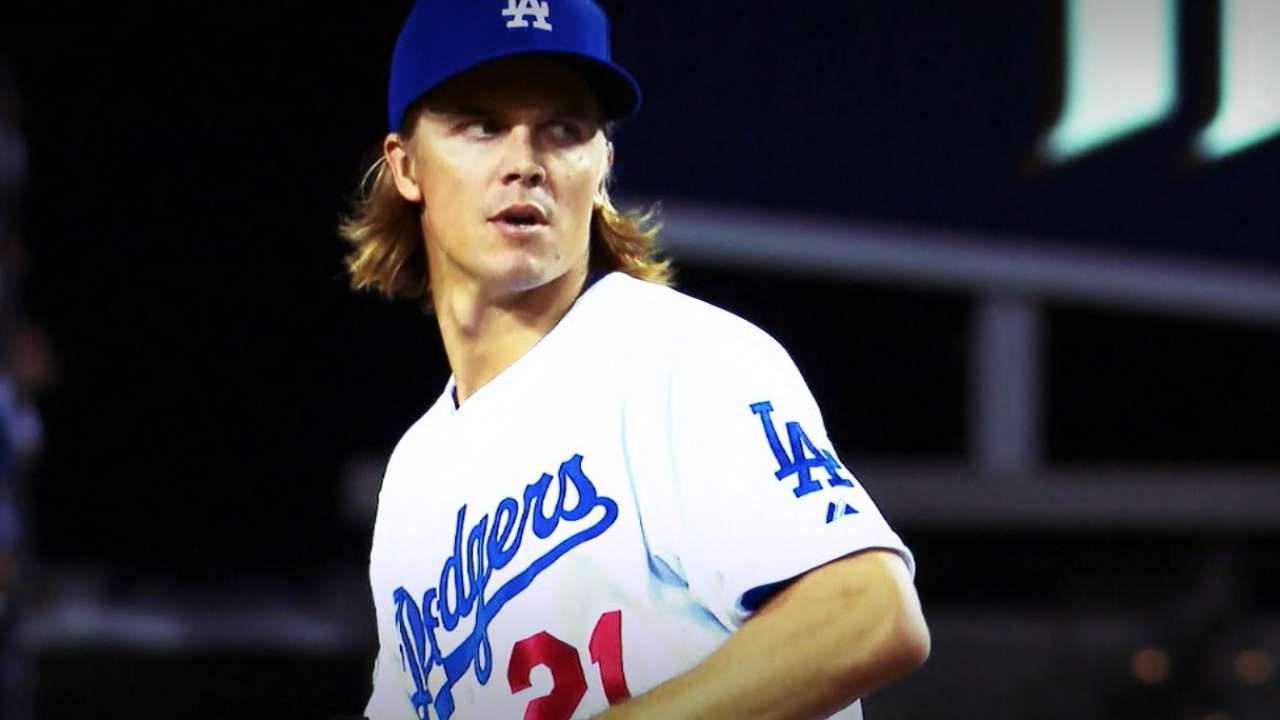 NL Outstanding Pitcher: Greinke