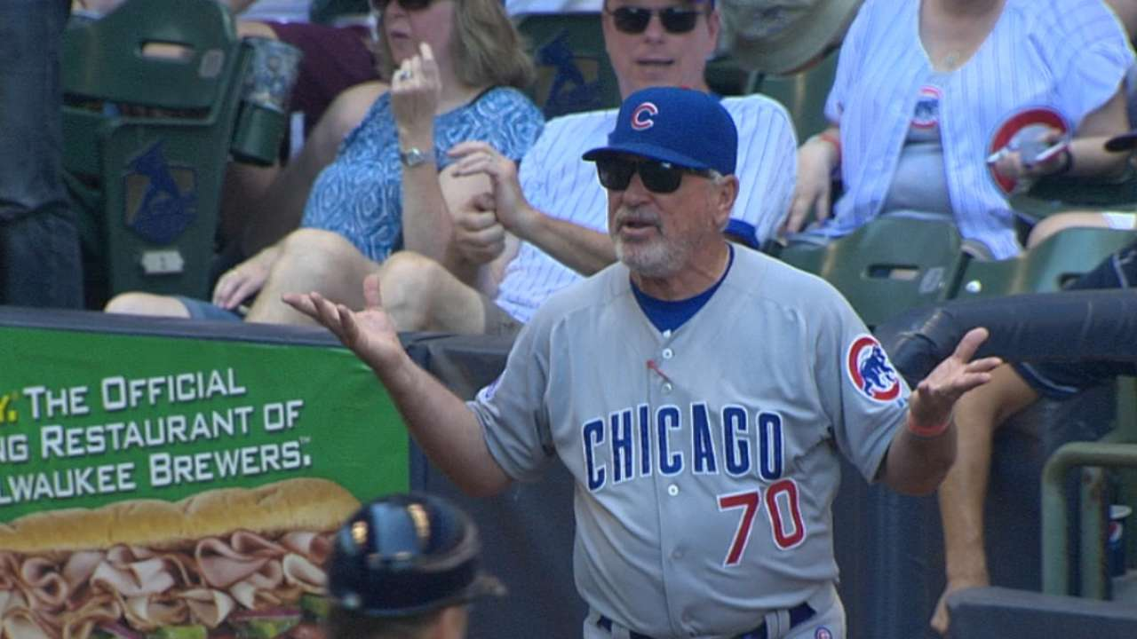 Maddon, Bryant, Arrieta are finalists for BBWAA hardware