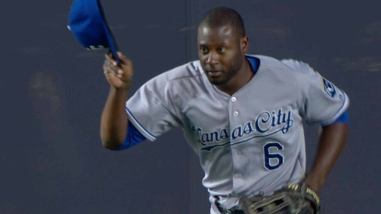 Cain among three finalists for AL MVP honors