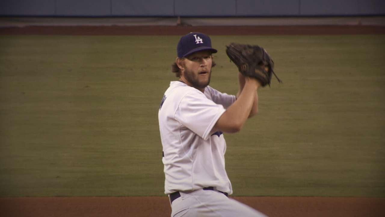Kershaw has case for 4th Cy Young Award