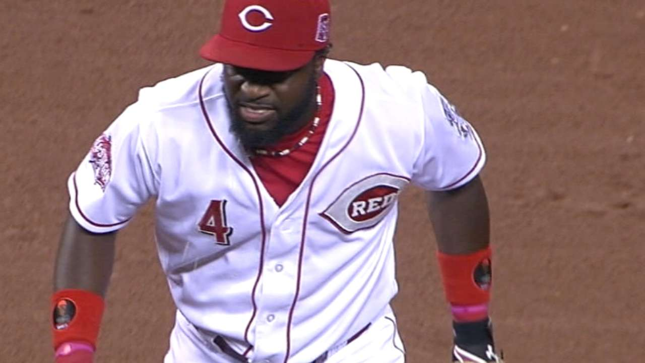 Reds look to rebound in 2016