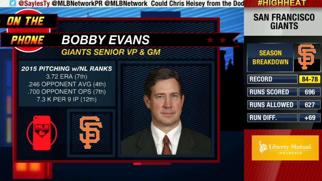 Rumor roundup: Giants targeting top talent