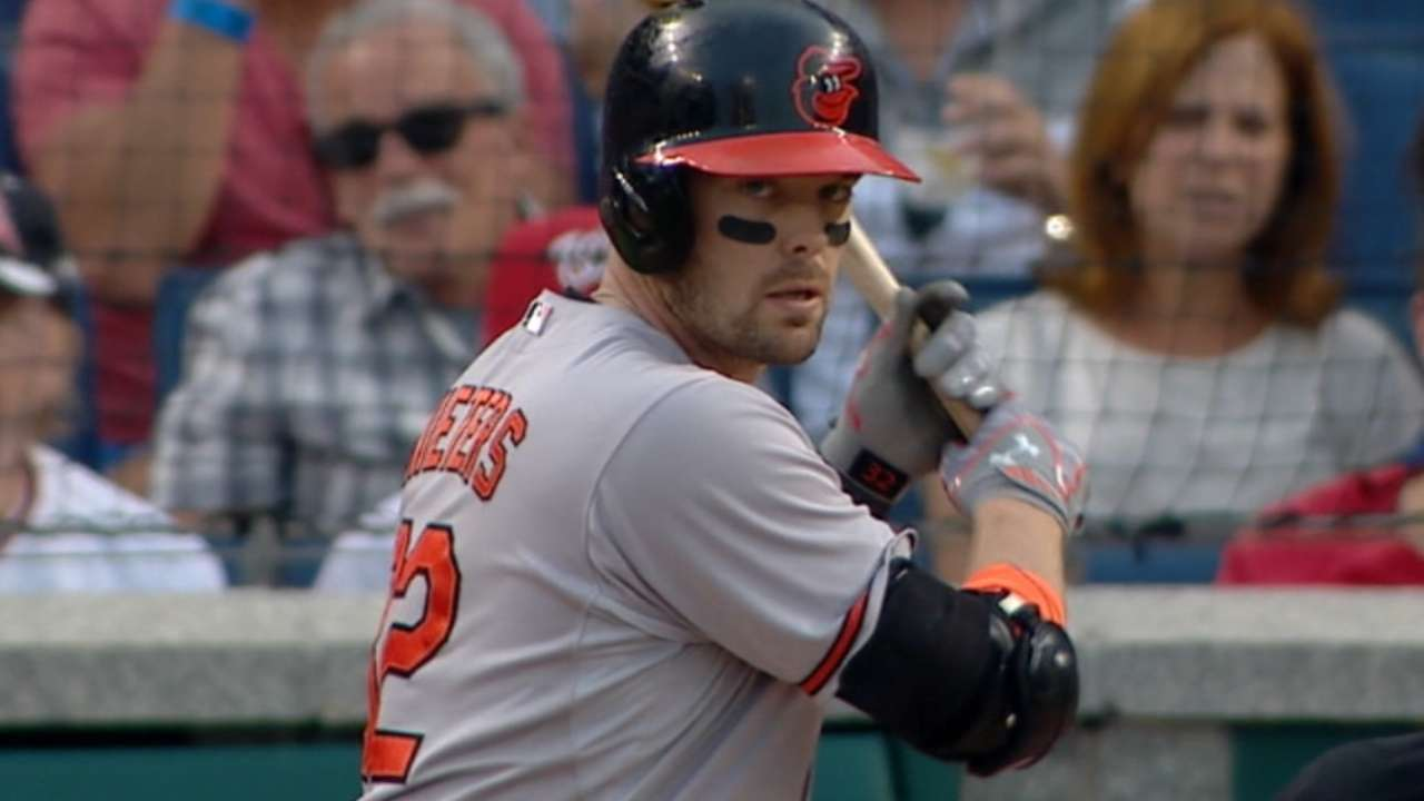Wieters accepts qualifying offer