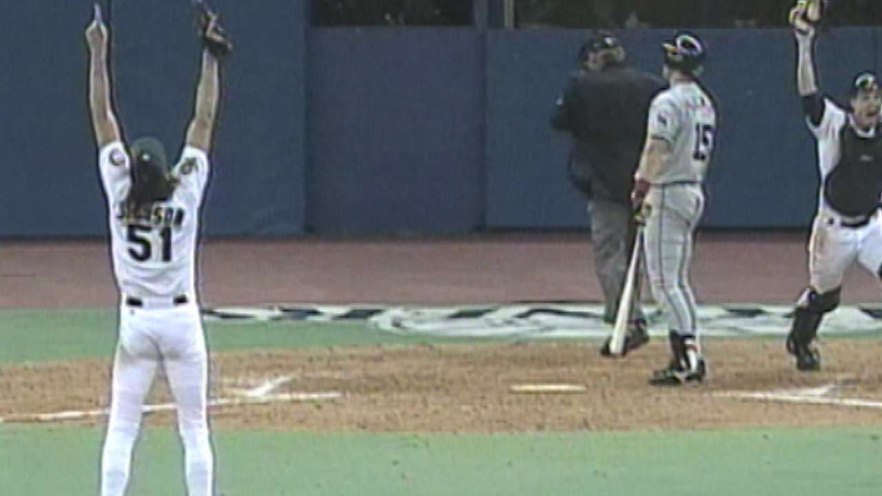 Mariners Win 1995 AL West Title