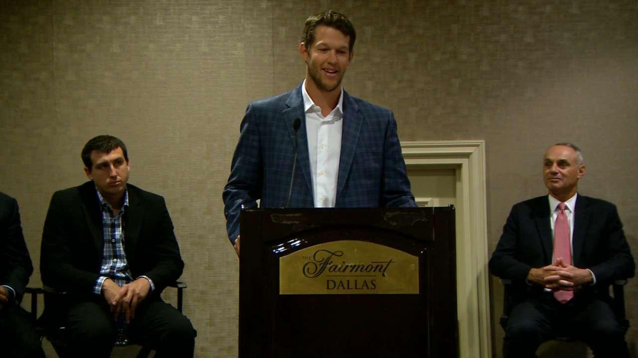 Kershaw donates to building of UYA in Texas