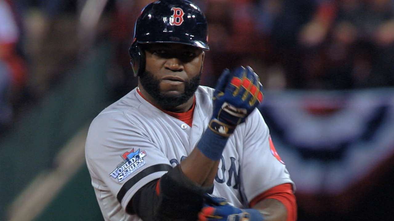 Papi confirms he will retire after 2016 season