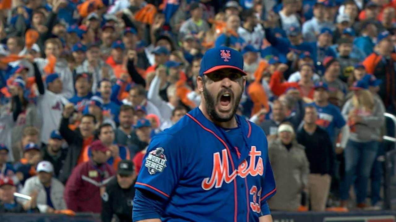 Harvey's gem unravels as Mets drop Series