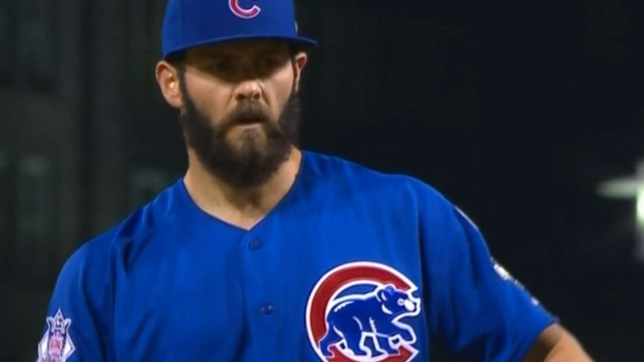 Arrieta Wins the NL Cy Young