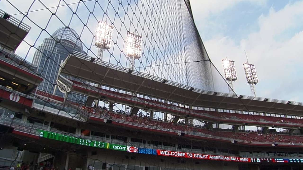 Sox will expand netting behind home plate