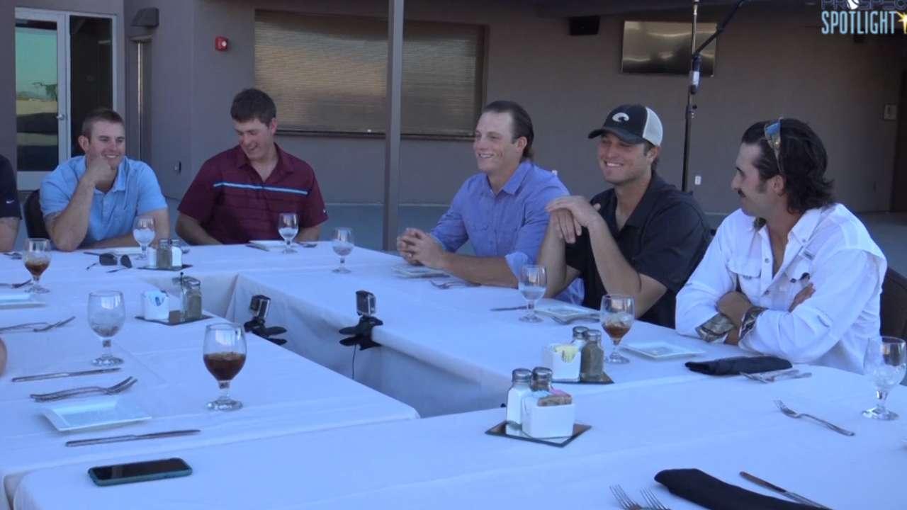 Rays discuss AFL
